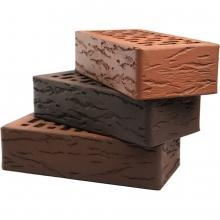 Керамический кирпич Пятый элемент Баварская кладка Каньон с глубокими насечками