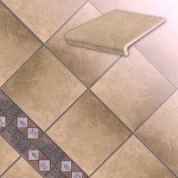 Керамические ступени и плитка серии Roccia цвет 835 sandos