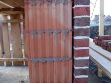 Камень поризованный стеновой Poromax-380 (10,8НФ)