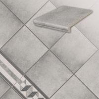 Керамические ступени и плитка серии Roccia цвет 837 marmos