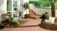 Ступени и плитка для лестниц серии EURAMIC CAVAR цвет E542 passione