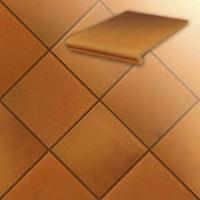 Клинкерные ступени и плитка серии Terra 307 weizengelb