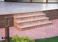Керамические ступени и ступени для лестниц серии Aera цвет 755 camaro