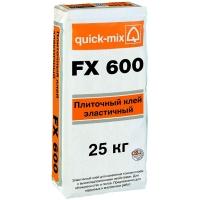 Клей для плитки Quiсk-mix FX 600