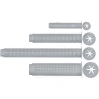 Пластиковая сетчатая гильза с центрирующей вставкой BIT-NS