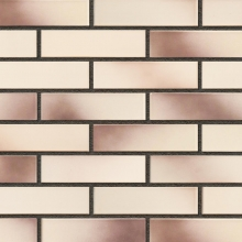 Recke Brickerei 1-21 бело-коричневый хаотичный
