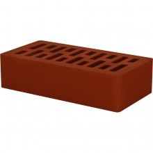 Керамический кирпич Тербунский гончар Бордовый камень