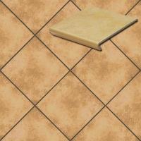 Ступени и плитка для лестниц серии EURAMIC CAVAR цвет E541 facello