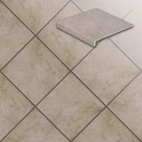 Керамические ступени и плитка для ступеней серии Azar цвет 0331-620 sass