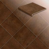 Керамические ступени и плитка для ступеней серии Azar цвет 0331-640 maro