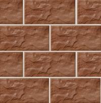 Цокольная плитка Stroeher Kerabig 8430 KS 13 tabakbraun