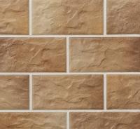 Цокольная плитка Stroeher Kerabig 8430 KS 14 braun-bunt