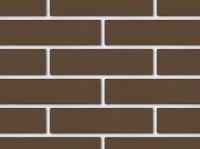 Керамический кирпич Евротон коричневый
