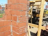Применение керамических блоков Поромакс