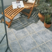 Stroeher Roccia 840 grigio